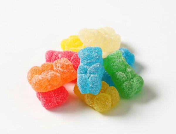 CBD 25mg Gummy