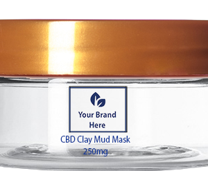 CBD Mud Mask 500mg 2oz